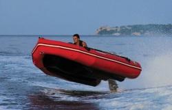 2015 - Zodiac Boats - Futura Mark III FR