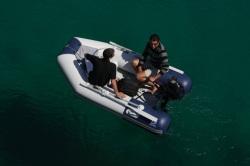 2015 Zodiac Boats Cadet 260 Roll Up