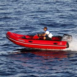 2017 - Zodiac Boats - Futura Mark II C