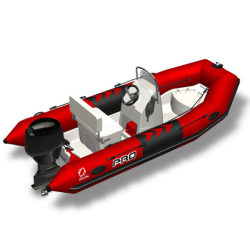 2017 - Zodiac Boats - Pro 420