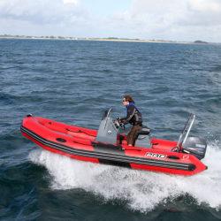 2017- Zodiac Boats - Pro 500