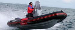 2017 - Zodiac Boats - Pro 550