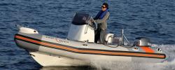 2017 - Zodiac Boats - Pro Open 550