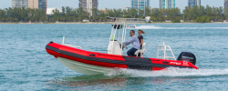2017 - Zodiac Boats - Pro 650