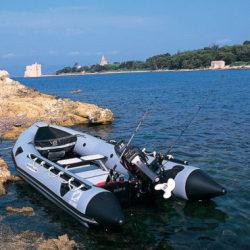 2017 - Zodiac Boats - Classic Mark II C