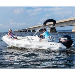 2018 - Zodiac Boats - 550 Bayrunner