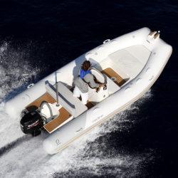 2019 - Zodiac Boats - 500 Medline