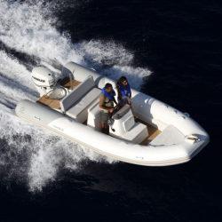 2019 - Zodiac Boats - 580 Medline