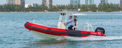 2019 - Zodiac Boats - 650 Pro