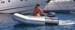 2020 - Zodiac Boats - 340 Cadet RIB