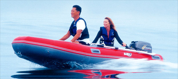 Research 2015 - Achilles Inflatable Boats - SGX-132 on