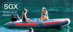 2013 - Achilles Inflatable Boats - SGX-122