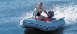 2009 - Achilles Inflatable Boats - LSR-310