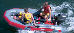2009 - Achilles Inflatable Boats - SGX-122