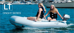 2010 - Achilles Inflatable Boats - LT-4 Dinghy