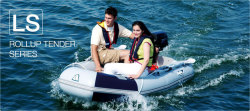 2010 - Achilles Inflatable Boats - LS-4 Sport Dinghy