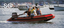 2010 - Achilles Inflatable Boats - SG-140 Sport Boat