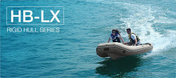 2012 - Achilles Inflatable Boats - HB-240LX