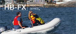 2012 - Achilles Inflatable Boats - HB-270FX