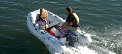 2014 - Achilles Inflatable Boats - HB-270FX