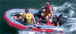 2014 - Achilles Inflatable Boats - SGX-122
