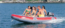 2014 - Achilles Inflatable Boats - SG-140