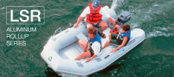 2014 - Achilles Inflatable Boats - LSR-290