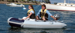 2014 - Achilles Inflatable Boats - LS4-RU