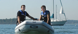2015 - Achilles Inflatable Boats - HB-315LX