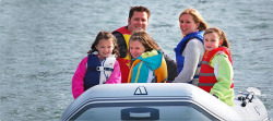 2015 - Achilles Inflatable Boats - HB-350LX