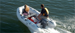 2015 - Achilles Inflatable Boats - HB-270FX