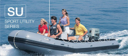 2015 - Achilles Inflatable Boats - SU-14
