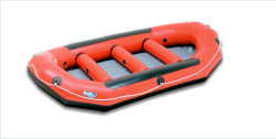 2015 - Achilles Inflatable Boats - 156SB-3T