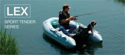 2015 - Achilles Inflatable Boats - LEX-96