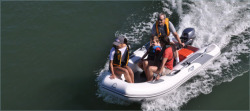 2015 - Achilles Inflatable Boats - LSI-360E