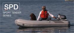 2015 - Achilles Inflatable Boats - SPD-290E