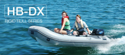2015 - Achilles Inflatable Boats - HB-280DX
