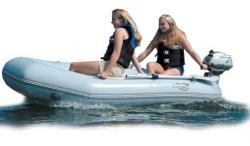 Achilles Inflatable Boats LT-4 Dinghy Inflatable Boat