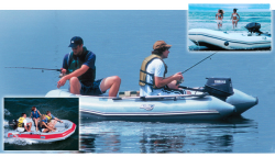 Achilles Inflatable Boats LSI-77 Inflatable Boat
