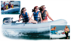 Achilles Inflatable Boats SPD-96 Inflatable Boat