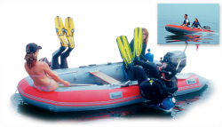 Achilles Inflatable Boats SE131 Inflatable Boat