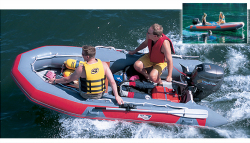 Achilles Inflatable Boats SGX-132 Inflatable Boat