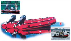 Achilles Inflatable Boats SG-156 Sport Boat Inflatable Boat