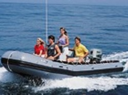 Achilles Inflatable Boats SU14 Inflatable Boat