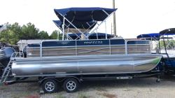 2018 Trifecta Pontoons Forest River 22FCS Livingston TX