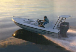 2014 - Action Craft Boats - 1600 Flatspro