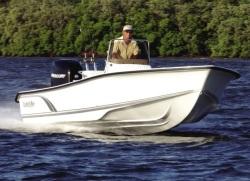 2015 - Action Craft Boats - Coastal Bay 2110 TE
