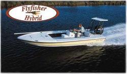 Action Craft Boats 1622 Flyfisher Hybrid Flat Boat