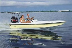 Action Craft Boats 1622 Flyfisher Flat Boat