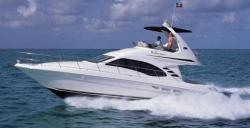 2007 SEA RAY 440 Sedan Bridge Delray Beach FL